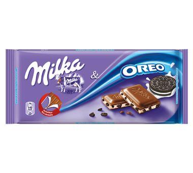 Soooooooo delisious!!! Milka Oreo