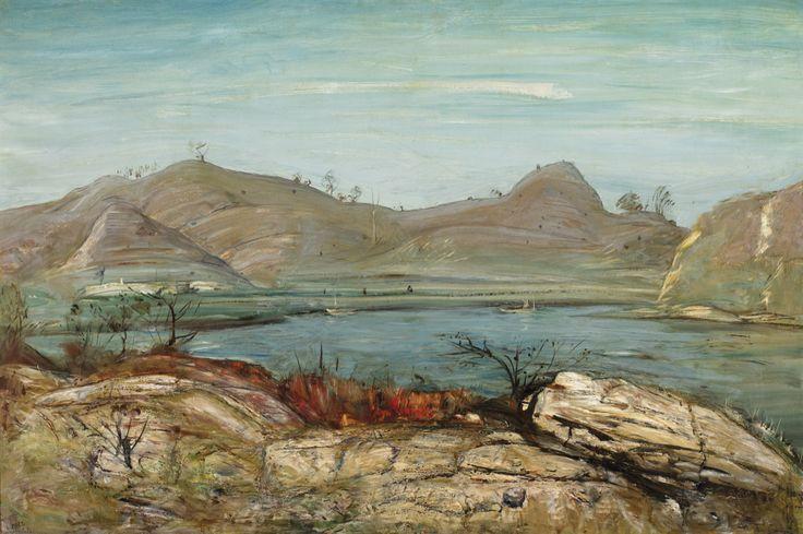 Abercrombie river 1963 - Lloyd Rees