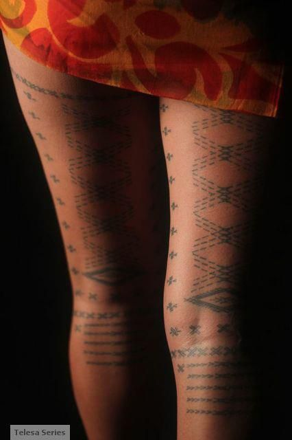 Samoan Women Tattoos 17 Best images about P...