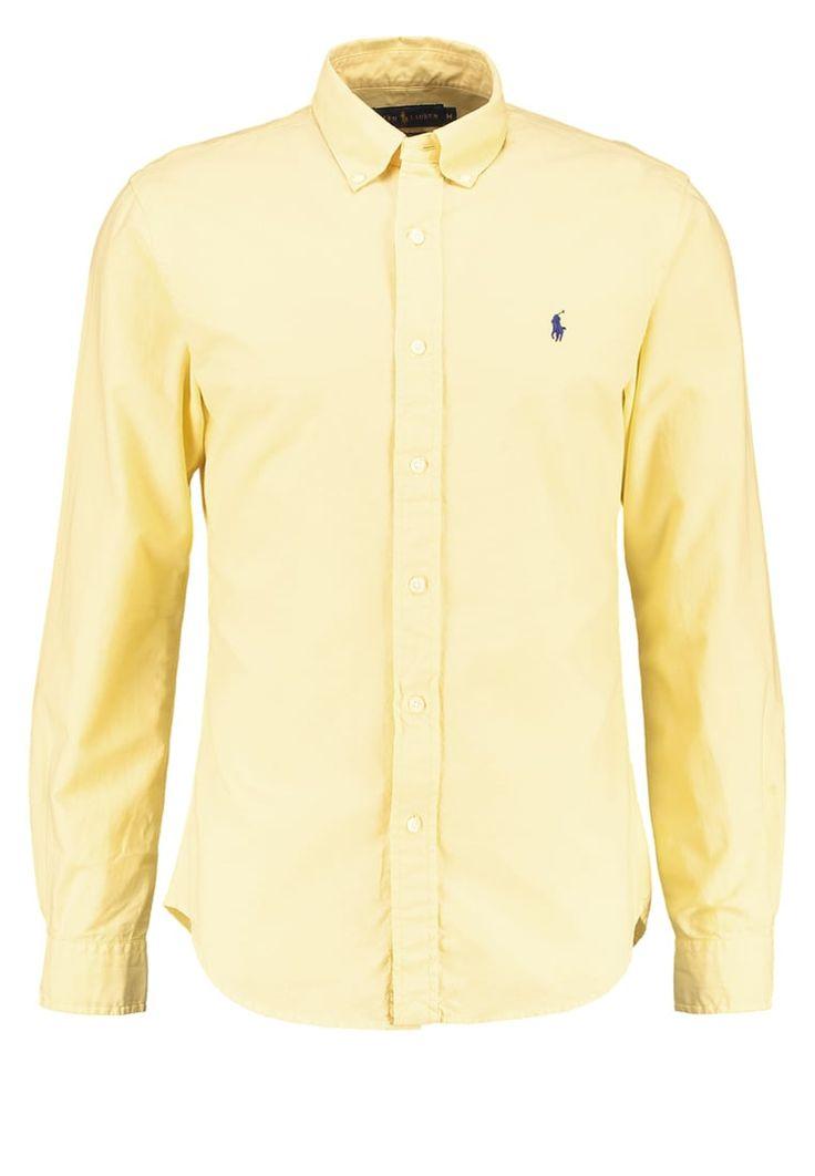 Polo Ralph Lauren SLIM FIT Hemd bleecker yellow Premium bei Zalando.de | Material Oberstoff: 100% Baumwolle | Premium jetzt versandkostenfrei bei Zalando.de bestellen!