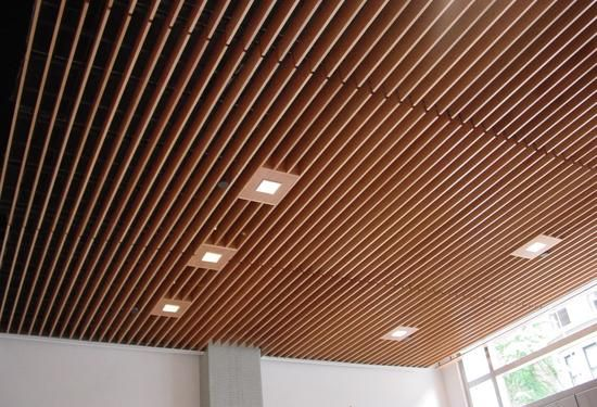 15 best images about ceilings on pinterest architecture ceiling ideas and interiors - Wood slat ceiling system ...