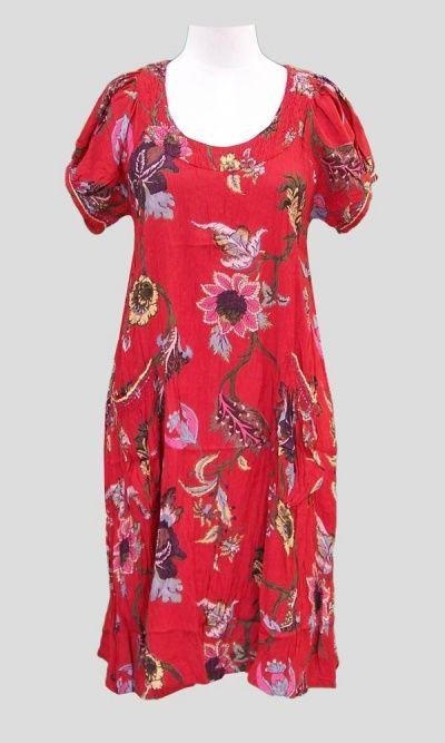 Protea Morning Tea Dress