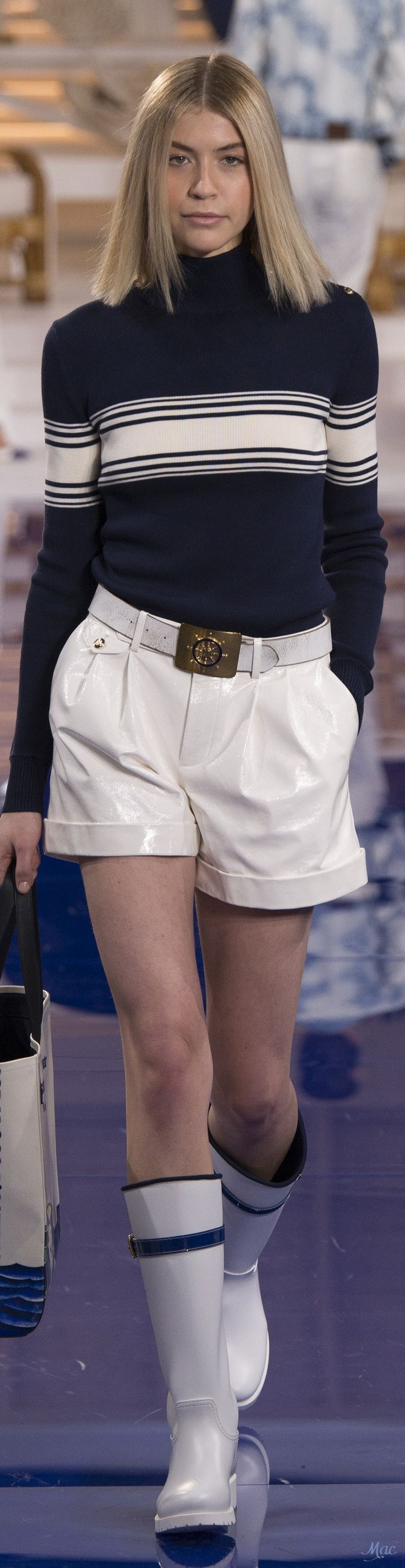 Spring 2018 RTW Ralph Lauren (See-Now-Buy-Now)