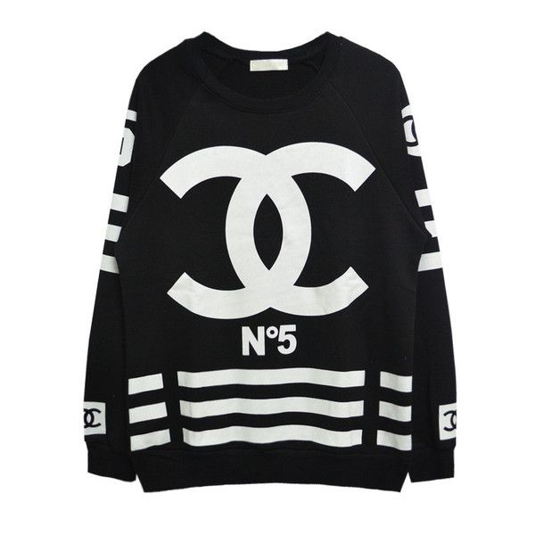 chanel coco n 5 homme femme jersey sweater style pinterest need to products and sweaters. Black Bedroom Furniture Sets. Home Design Ideas