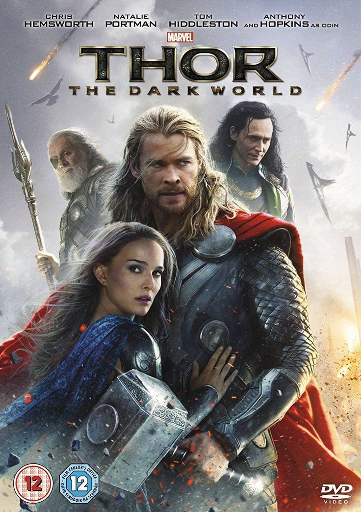 Thor: The Dark World [DVD] [2013]: Amazon.co.uk: Chris Hemsworth, Natalie Portman, Tom Hiddleston, Christopher Eccleston, Anthony Hopkins, Idris Elba, Stellan Skarsgård, Jaimie Alexander, Alan Taylor: DVD & Blu-ray