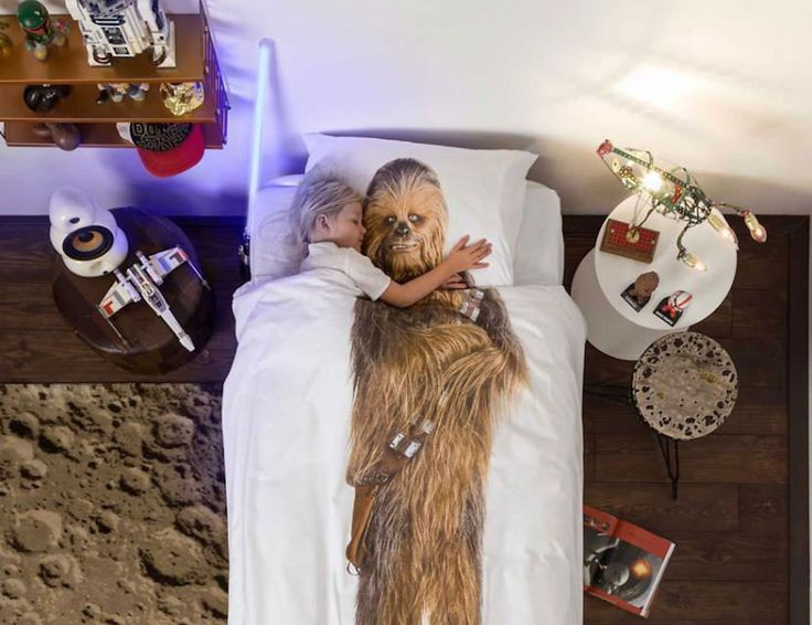 Chewbacca Duvet Cover Set by Snurk » Review