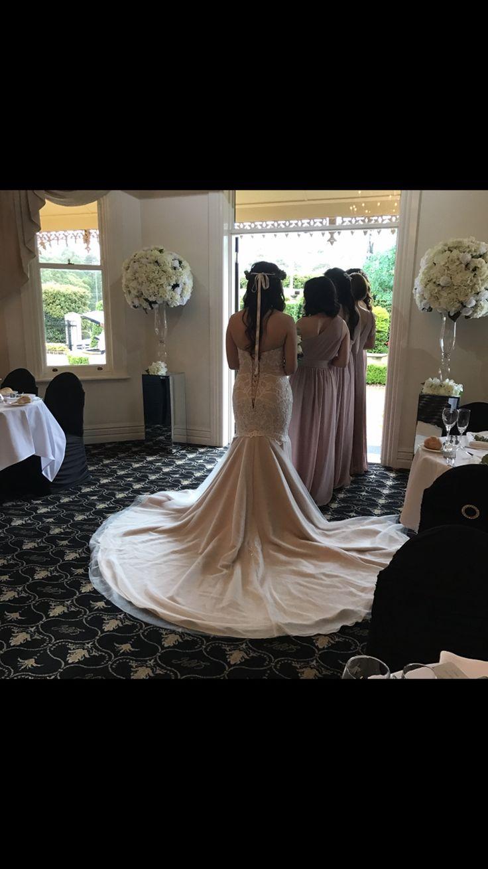 Stunning bridal dress   #gardenweddings #sydneyweddingvenue #heritagevenue #weddings #luxurywedding #historicvenue #bride #love