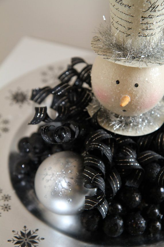 70 Best Images About Christmas Centerpieces On Pinterest