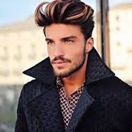Image result for latino men dyed hair