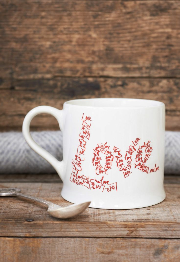 So perfect for Valentine's Day, another great mug by 'Sweet Williams Designs'