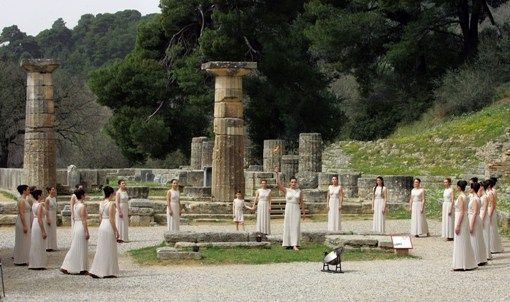 Visit Greece   Ancient Olympia, Peloponnese