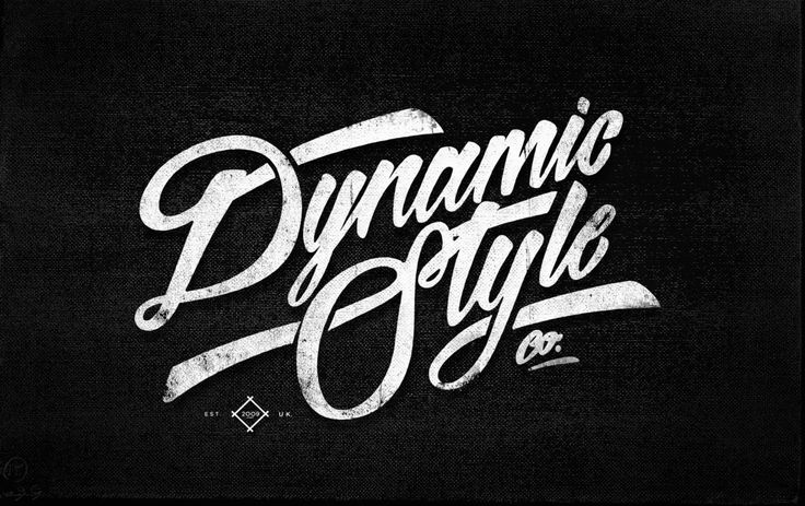 #typography #script #handDesign Inspiration, Logo Inspiration, Dynamic Style, Black And White Typography, Typeverything Com Dynamic, Types, Letters, Typography Inspiration, Typeverythingcom Dynamic