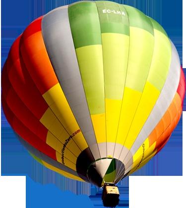 vuelos en globo