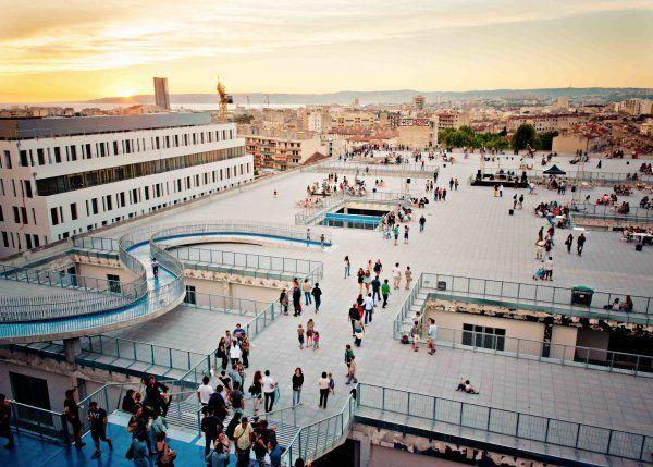 La Friche la Belle de mai à Marseille