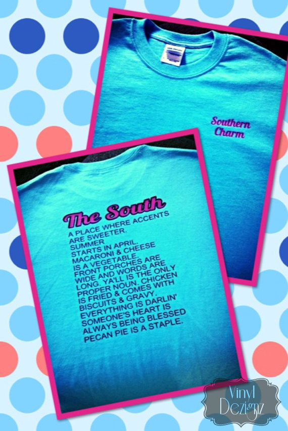 Southern Charm TShirt Country Girls Shirt Southern by VinylDezignz, $25.95. WANT!!!!