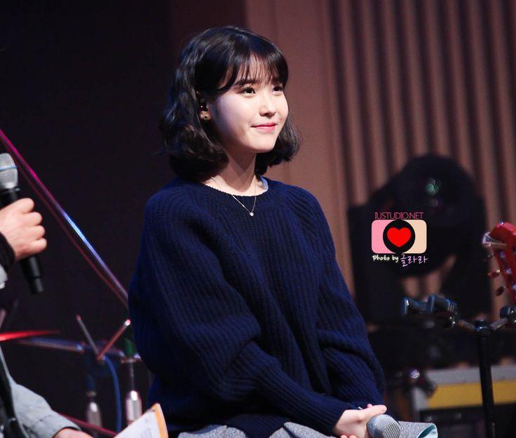 140124 SBS파워FM꼴라쥬콘서트 아이유 직찍 by 글라라