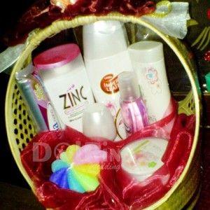 #Hantaran #Seserahan : Peralatan Mandi Riza Kulon Progo #Wedding #Nikah #Gift #Wrapping