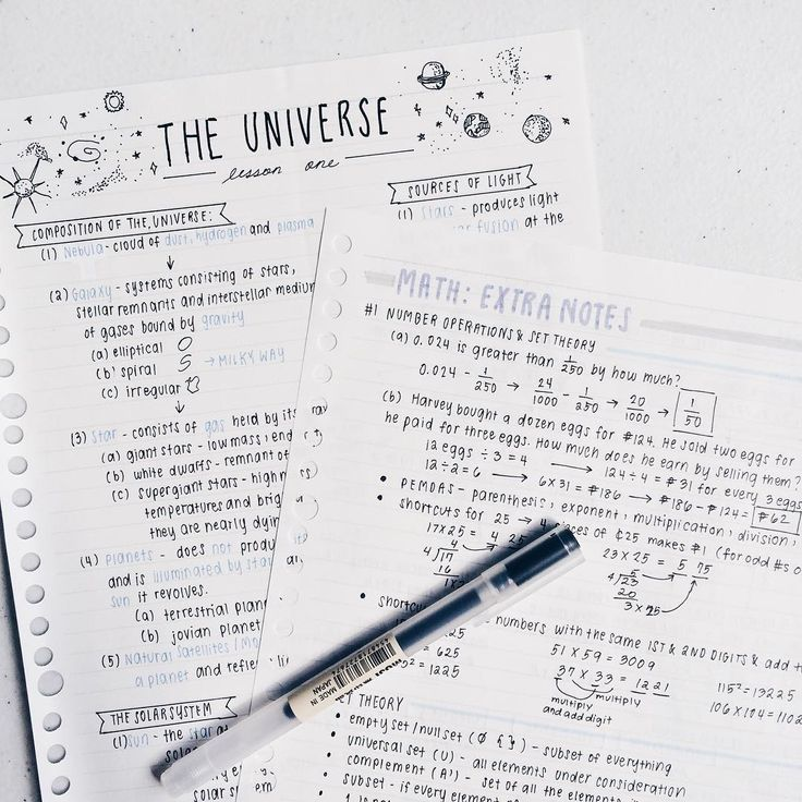 335 best Studying (aka insanely neat notes that are OCD