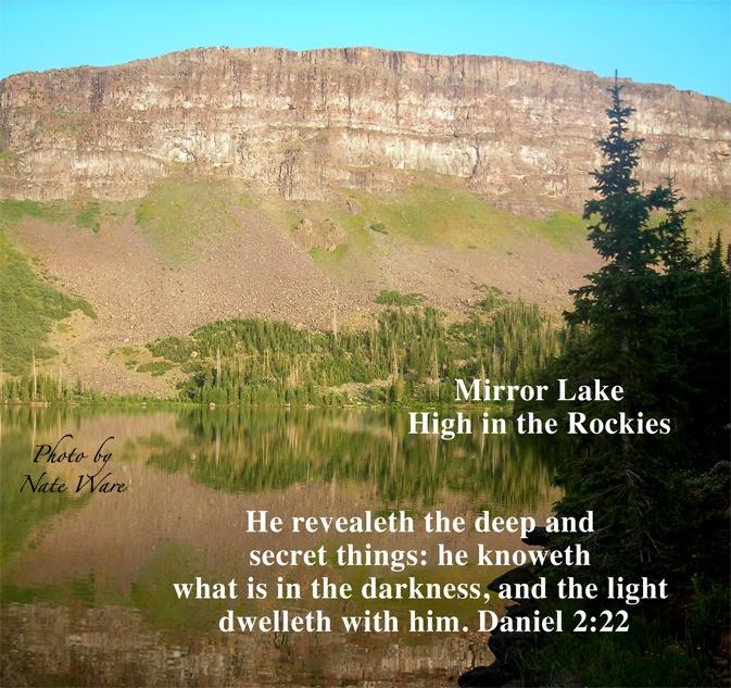 Wyoming Rockies - Backpacking 2003