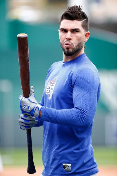 Eric Hosmer Photos - World Series Workout - Zimbio