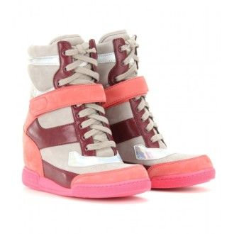 #MARC_by_MARC_JACOBS #SNEAKERS #SNEAKER #СНИКЕРСЫ #Кеды_на_танкетке #Кроссовки #Кроссовки_на_танкетке Wedges Rose Marc by Marc Jacobs