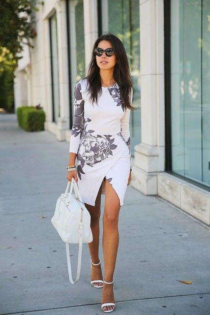 Fashion Cognoscente: The Look-For-Less: Maurie and Eve Madison Dress TBT