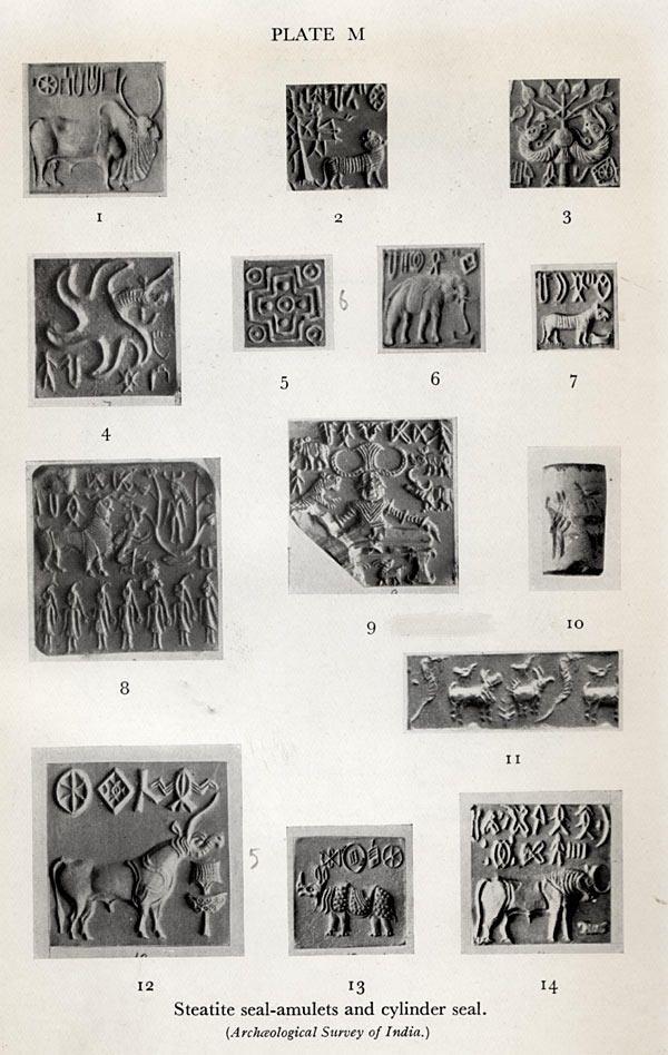 Ссылка на портал про хараппскую цивилизацию. Ancient Indus Passports?