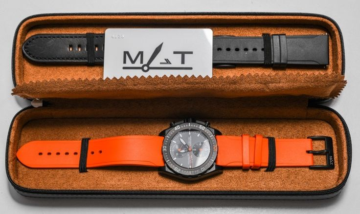 MAT AG5CHL French Special Forces Diver's Chronograph Watch Review