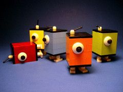 Blogmaníacos: ¡Crea tu robot y dale vida!