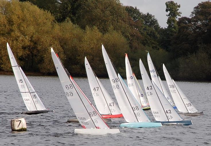 The 2014 UK Marblehead Nationals will be held on Weecher Resevoir, Keighley this coming weekend, May 17-18.