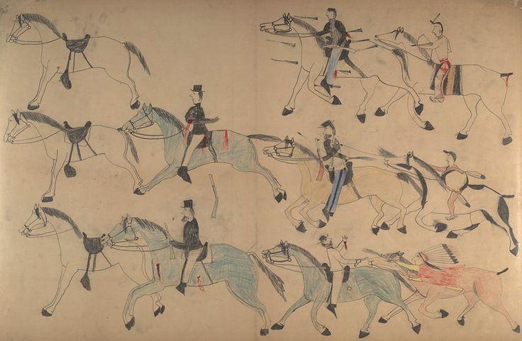 Little Bighorn Battlefield - Custer's last battle