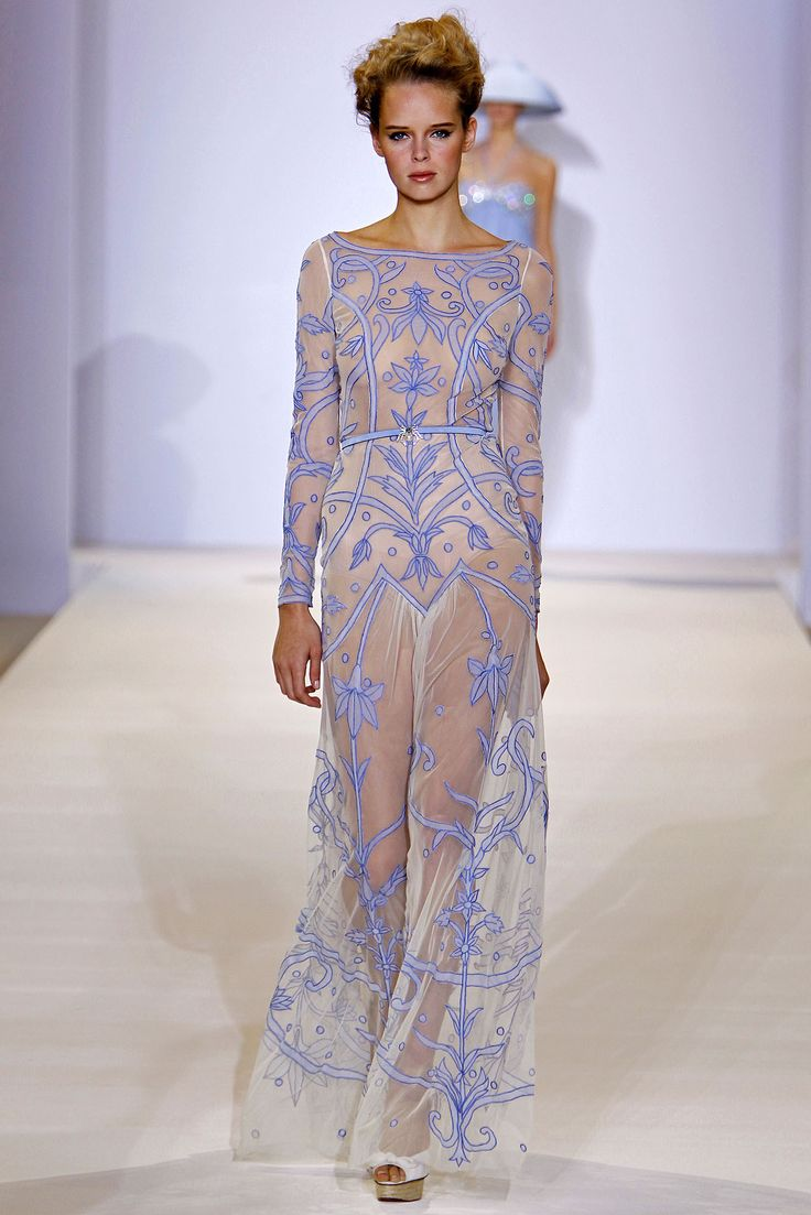 SPRING 2013 READY-TO-WEAR  Temperley London