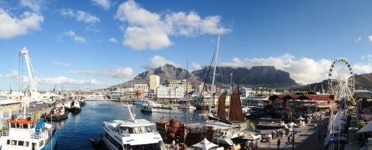 Day Off: Another Day in Cape Town