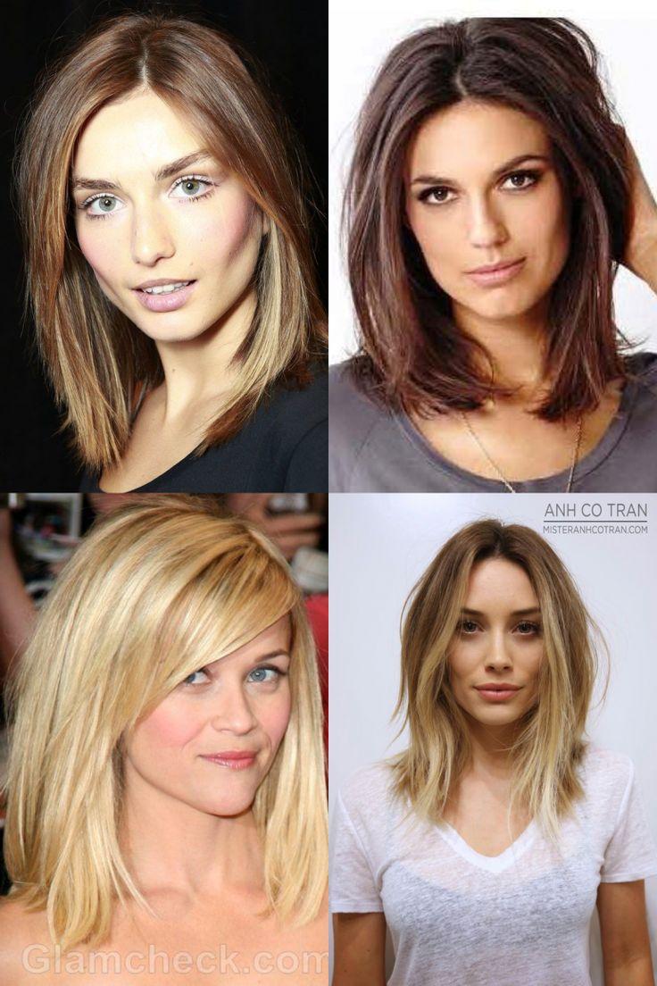 Liso tamb�m fica lindo, sobretudo mostrando um cabelo bem cuidado e com volume para dar e vender.