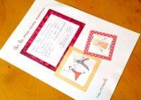 Letterina per i nonni
