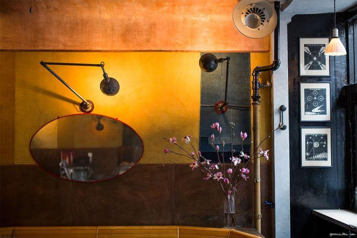 17 best ideas about restaurant new york on pinterest for Restaurant miroir paris
