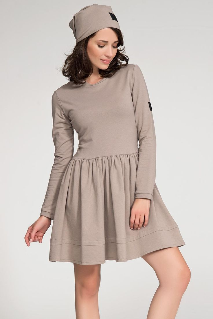 https://www.margery.pl/Sukienka-Model-NU27-Cappuccino-p10203  Zapraszam!