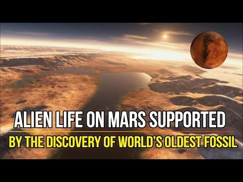 Close Encounters UFO: Alien Life On Mars, Supported By The Discovery Of ...