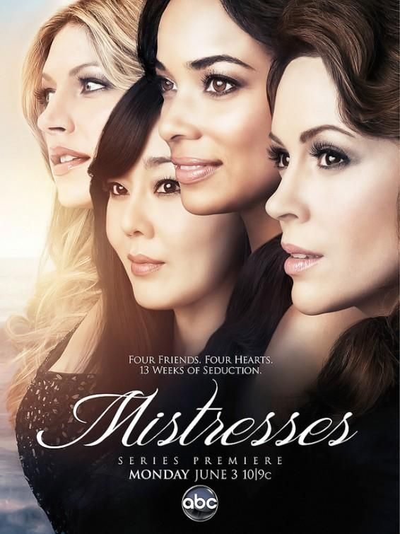 Mistresses (TV Series) seriously the hottest show ever! I'm totally addicted