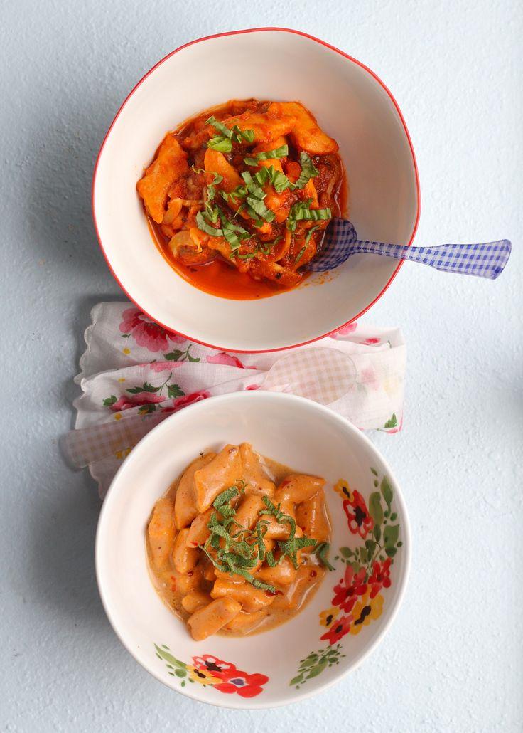 sweet potato gnocchi | vegan, gluten free + dairy free | clean-eating + seasonal