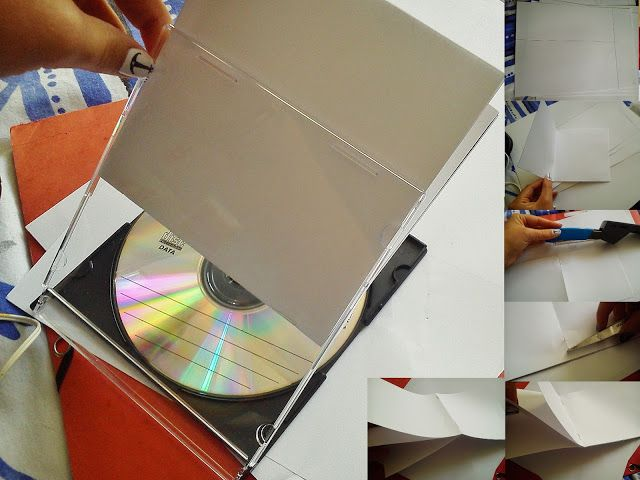 p-l-ouf nail art & DIY: CD cadeau