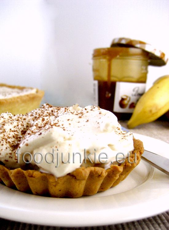the real banoffee pie