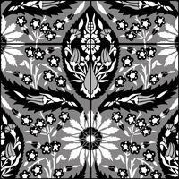 The Tile No 7 stencil - price £51.45