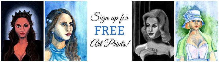 Sign up to get free art prints and other downloads, such as coloring pages, sent to your inbox!
