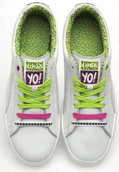YO! MTV Raps Puma Clyde Doctor Dre & Ed Lover