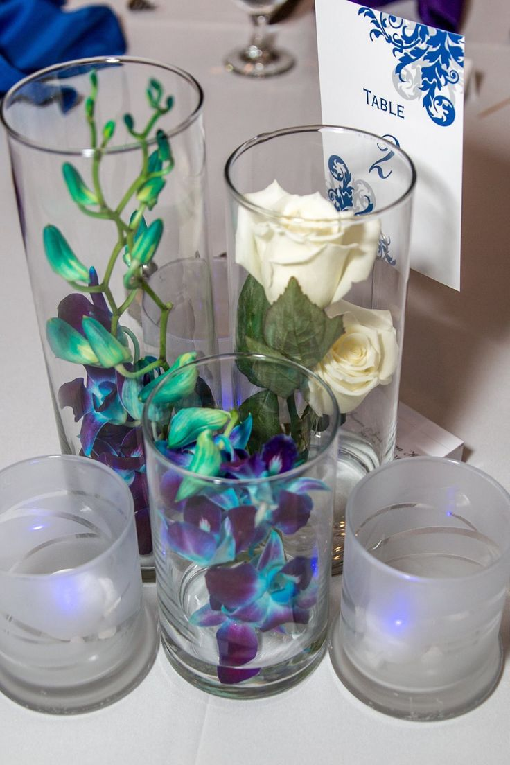 Best orchid wedding centerpieces ideas on pinterest