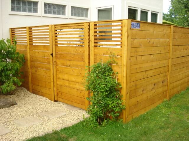 59 best Fence images on Pinterest | Fence gates, Privacy fences and ...