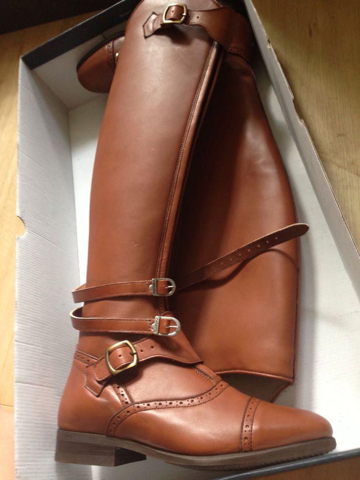 Ladies Fashion Riding Boots Uk