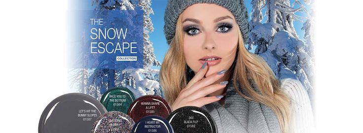 Gelish The Snow Escape Collection