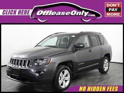 eBay: 2016 Jeep Compass Sport FWD Off Lease Only 2016 Jeep Compass Sport FWD Regular Unleaded I-4 2.0 L/122 #jeep #jeeplife